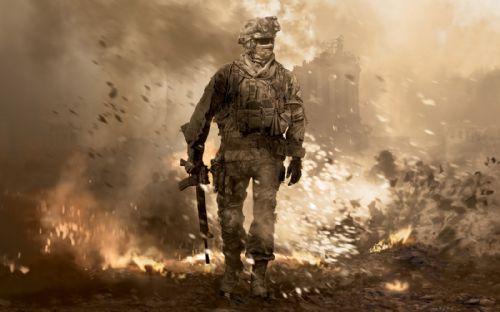 《使命召唤6现代战争2》高清壁纸-2