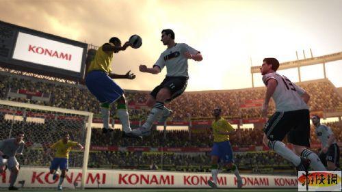 《实况足球2010》游戏截图4-4
