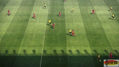 《实况足球2010》游戏截图4-9