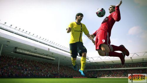 《实况足球2010》游戏截图4-7