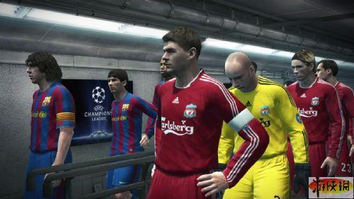《实况足球2010》游戏截图4-2