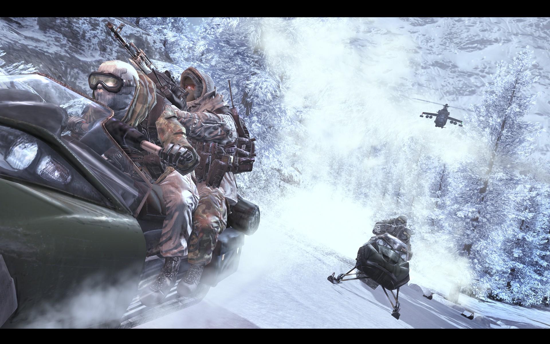 使命召唤6 现代战争2