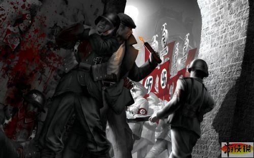《德军总部》游戏壁纸-13