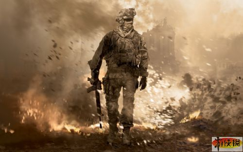 《使命召唤6现代战争2》精美壁纸-2