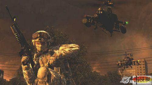 《使命召唤6 现代战争2》游戏截图-3