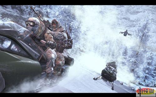 《使命召唤6 现代战争2》游戏截图-58