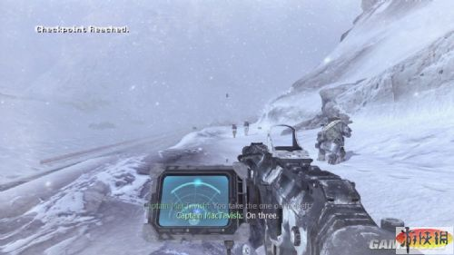 《使命召唤6 现代战争2》游戏截图-14