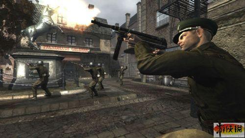 《德军总部》游戏截图1-47