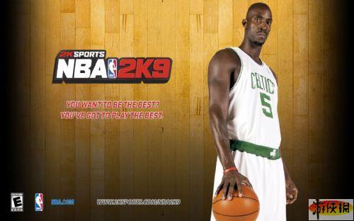 《NBA 2K9》游戏壁纸-1