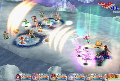 《幻想三国志4》游戏截图-4