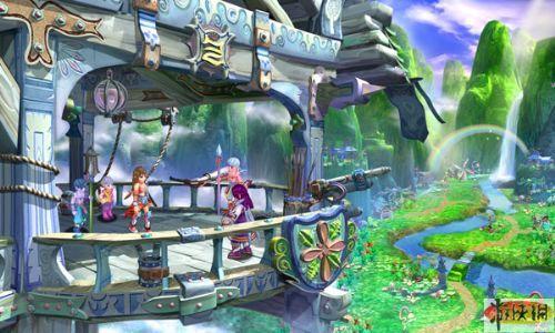 《幻想三国志4》游戏截图-8
