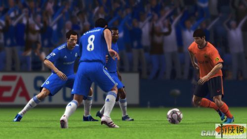 《FIFA 10》截图欣赏1-3