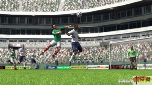 《FIFA 10》截图欣赏1-4