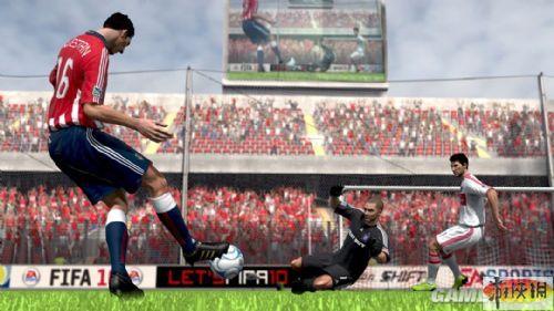 《FIFA 10》截图欣赏1-8
