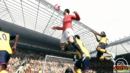 《FIFA 10》截图欣赏1-10