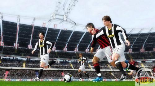 《FIFA 10》截图欣赏1-11