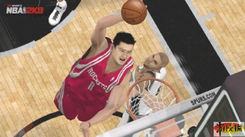 《美国职业篮球2K9》游戏截图-11