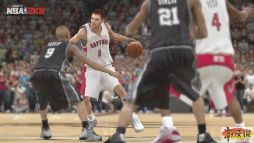 《美国职业篮球2K9》游戏截图-2