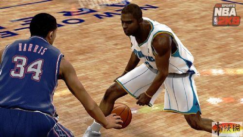 《美国职业篮球2K9》游戏截图-16