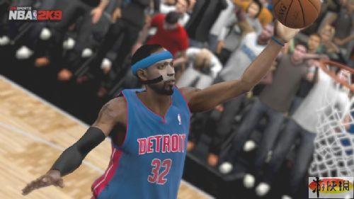 《美国职业篮球2K9》游戏截图-7