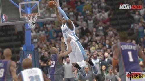《美国职业篮球2K9》游戏截图-1