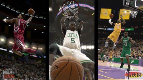 《美国职业篮球2K9》游戏截图-18