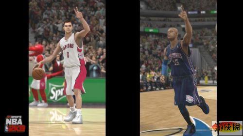 《美国职业篮球2K9》游戏截图-12