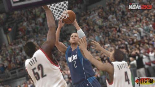 《美国职业篮球2K9》游戏截图-8