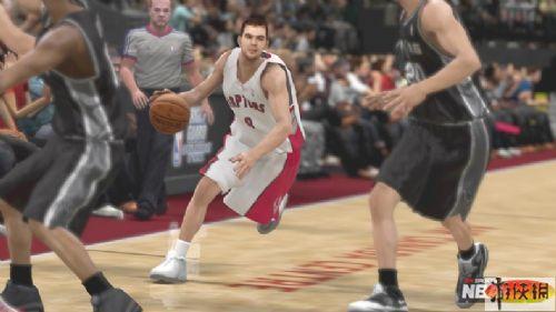 《美国职业篮球2K9》游戏截图-3