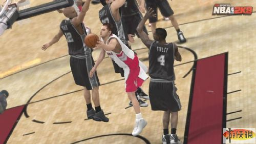 《美国职业篮球2K9》游戏截图-4