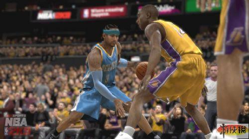 《美国职业篮球2K9》游戏截图-17