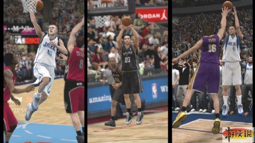 《美国职业篮球2K9》游戏截图-13