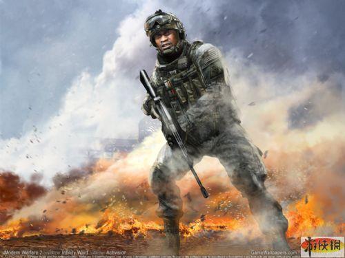《使命召唤6现代战争2》游戏壁纸【1024x768】-4