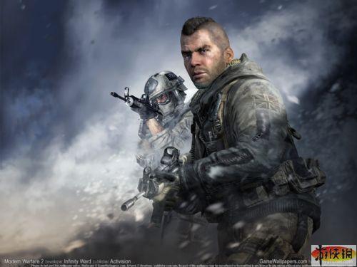 《使命召唤6现代战争2》游戏壁纸【1024x768】-3