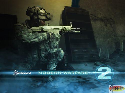 《使命召唤6现代战争2》游戏壁纸【1024x768】-7