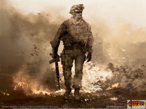 《使命召唤6现代战争2》游戏壁纸【1024x768】-13
