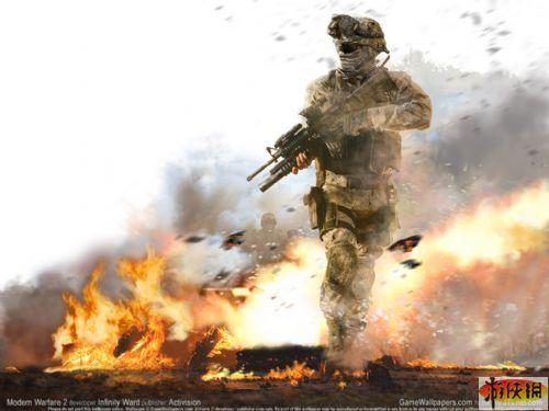 《使命召唤6现代战争2》游戏壁纸【1024x768】-12