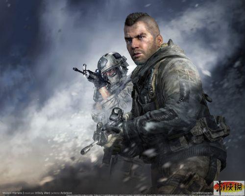 《使命召唤6现代战争2》游戏壁纸【1280x1024】-3
