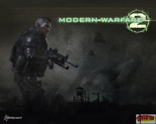 《使命召唤6现代战争2》游戏壁纸【1280x1024】-9