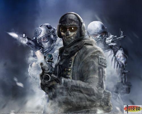 《使命召唤6现代战争2》游戏壁纸(第一辑)-3