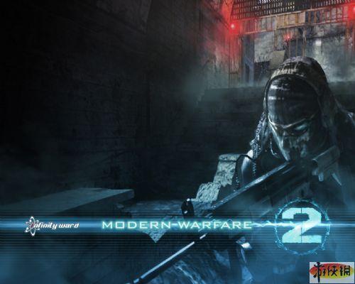 《使命召唤6现代战争2》游戏壁纸(第六辑)-3