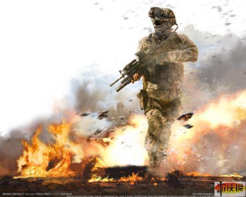 《使命召唤6现代战争2》游戏壁纸(第十二辑)-3