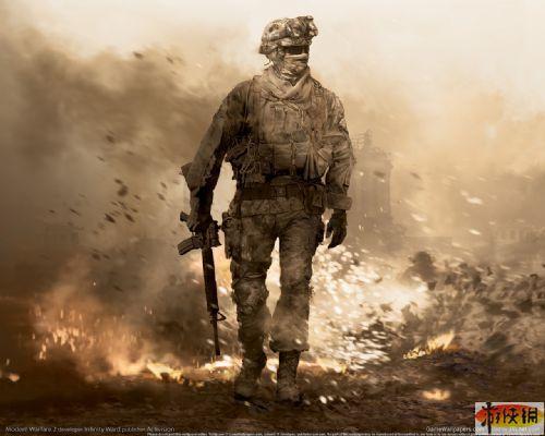 《使命召唤6现代战争2》游戏壁纸(第十三辑)-3