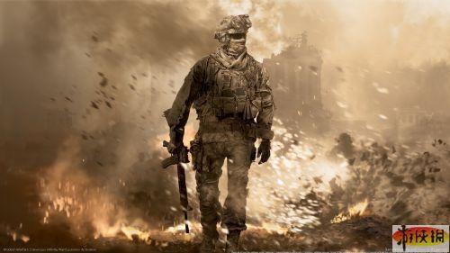 《使命召唤6现代战争2》游戏壁纸(第十三辑)-2