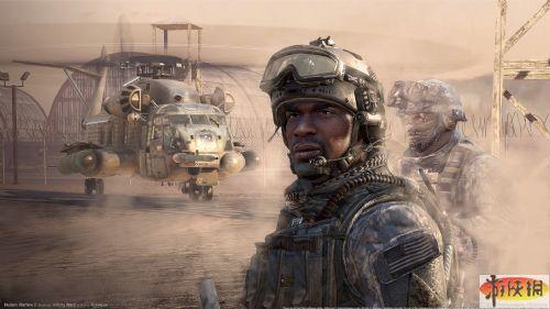 《使命召唤6现代战争2》游戏壁纸(第二辑)-2