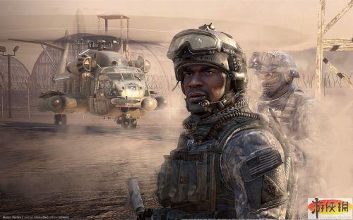 《使命召唤6现代战争2》游戏壁纸(第二辑)-1