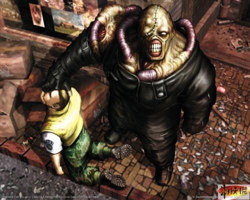 《生化危机3》游戏壁纸(第二辑)