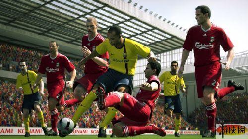 《实况足球2010》游戏截图1-7