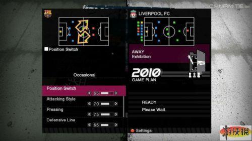 《实况足球2010》游戏截图2-10