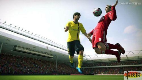 《实况足球2010》游戏截图2-5